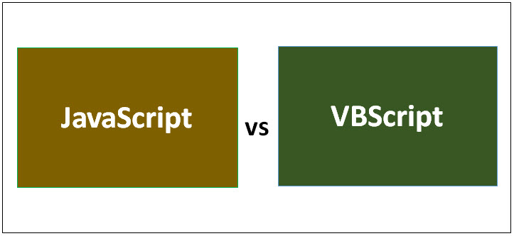 Difference between JavaScript and VBScript in Hindi